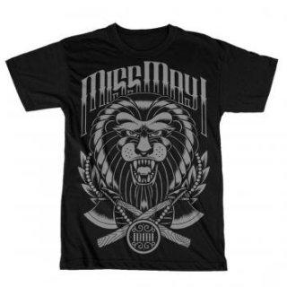 MISS MAY I Tiger, Tシャツ