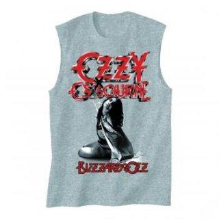 OZZY OSBOURNE Blizzard, ノースリーブTシャツ(メンズ)