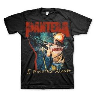 PANTERA 5 Minutes Alone, Tシャツ