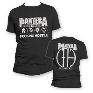 PANTERA Fkn Hostile, Tシャツ