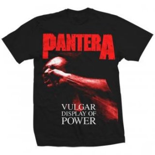PANTERA Red Vulgar, Tシャツ