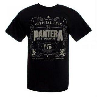 PANTERA 101 Proof, Tシャツ