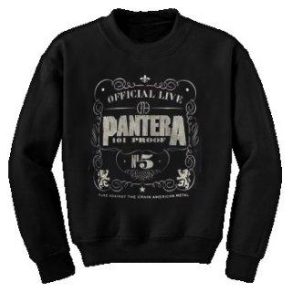 PANTERA N0.5 Black, スウェットシャツ