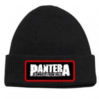 PANTERA Name Logo, ニットキャップ