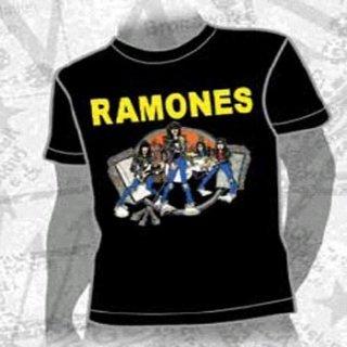 RAMONES Road To Ruin, Tシャツ