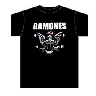 RAMONES 1974 Eagle, Tシャツ