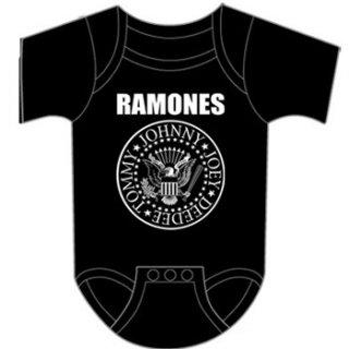 RAMONES Seal Onesie, ベビー服