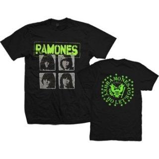 RAMONES Hey Ho, Tシャツ