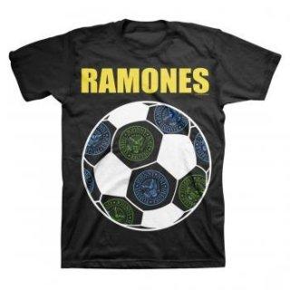 RAMONES Brazil Ramones Seals, Tシャツ