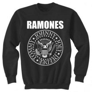 RAMONES Classic Seal, スウェットシャツ