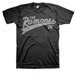 RAMONES Team Ramones 74, Tシャツ