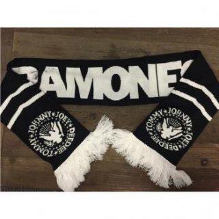 RAMONES Name Logo, スカーフ