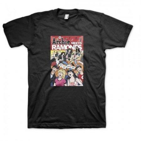 RAMONES Archie Meets Ramones, Tシャツ
