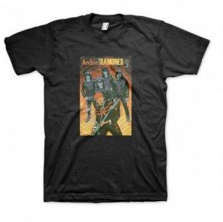 RAMONES Archie Meets Ramones 2, Tシャツ