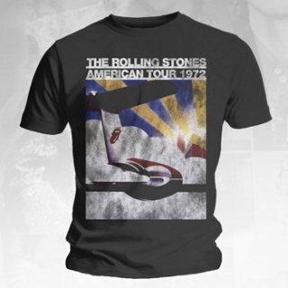 THE ROLLING STONES Us Tour Plane, Tシャツ
