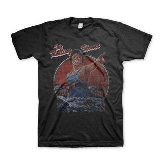 THE ROLLING STONES Tour Poster, Tシャツ