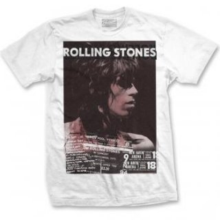THE ROLLING STONES Keith Vintage Live, Tシャツ