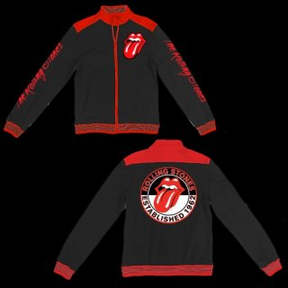 THE ROLLING STONES Name Logo, トラックジャケット