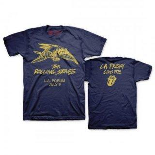 THE ROLLING STONES La Friday Eagle, Tシャツ