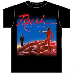 RUSH Hemispheres 2, Tシャツ