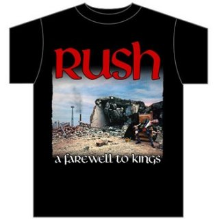 RUSH A Farewell To Kings, Tシャツ