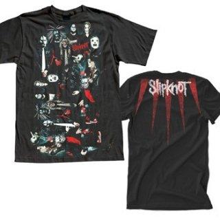 SLIPKNOT Mask Hell, Tシャツ