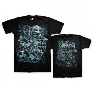 SLIPKNOT Broken Glass, Tシャツ