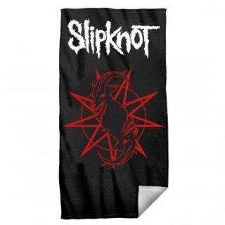 SLIPKNOT Logo, ビーチタオル