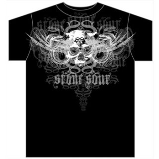 STONE SOUR Grey one, Tシャツ