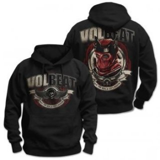 VOLBEAT Red King, パーカー