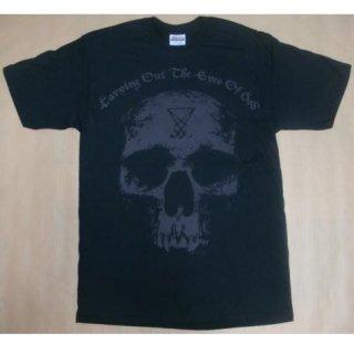 GOATWHORE Carving Skull, Tシャツ