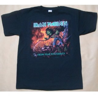 IRON MAIDEN From Fear To Eternity, Tシャツ