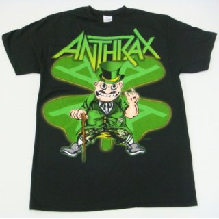 ANTHRAX St Patricks day, Tシャツ