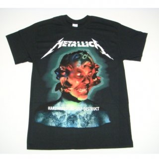 METALLICA Hardwired Album Cover, Tシャツ