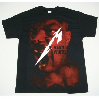 METALLICA Hardwired Jumbo, Tシャツ