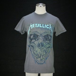 METALLICA Pus'd Ionised CHARCOAL, Tシャツ
