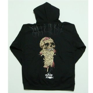 METALLICA One Black, Zip-Upパーカー
