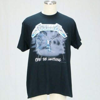 METALLICA Ride The Lightning, Tシャツ