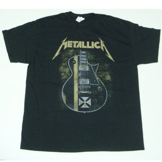 METALLICA Hetfield Iron Cross, Tシャツ