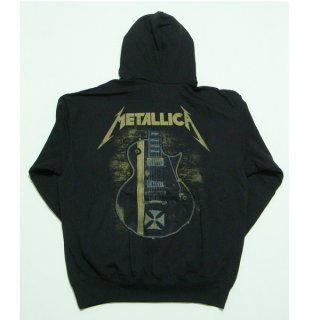METALLICA Hetfield Iron Cross, パーカー