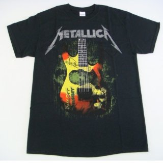 METALLICA Kirk Mummy Guitar, Tシャツ