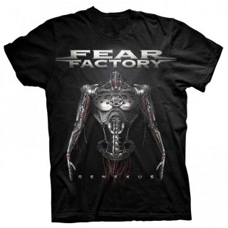 FEAR FACTORY Black Genexus, Tシャツ
