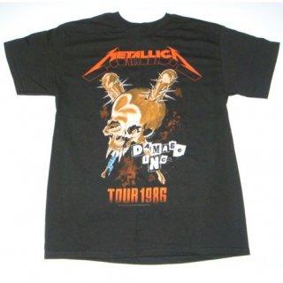 METALLICA Tour 86, Tシャツ