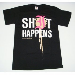 EVERY TIME I DIE Shit Happens, Tシャツ