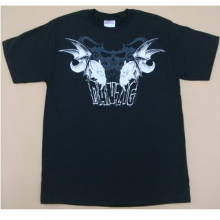 DANZIG Tribal Skull Wing, Tシャツ