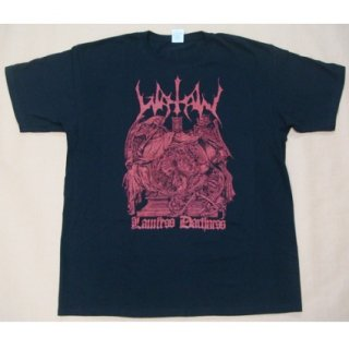 WATAIN Lawless Black Metal, Tシャツ