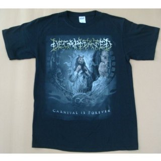 DECAPITATED Carnival Is Forever, Tシャツ