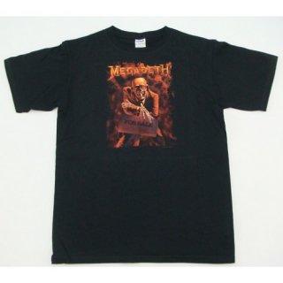 MEGADETH Peace Sells vic, Tシャツ