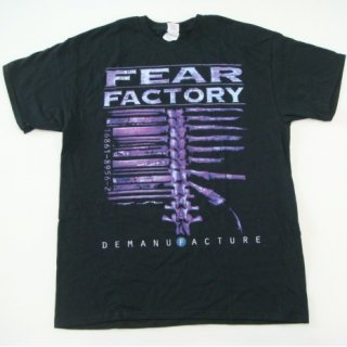 FEAR FACTORY Demanufacture, Tシャツ