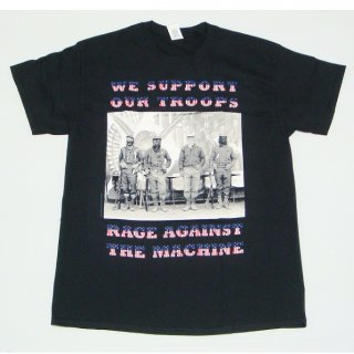 RAGE AGAINST THE MACHINE We Support Our Troops, Tシャツ